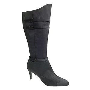 NWOB Abaeté Tall Boot with Buckle Details Sz 11